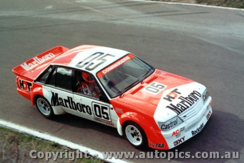84703  -  Brock / Perkins     Bathurst 1984  1st Outright Winner  Holden Commodore VK