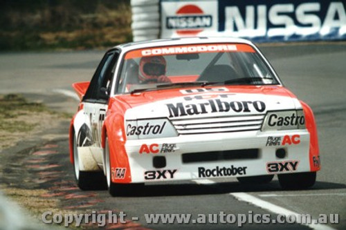 84710  -  Brock / Perkins     Bathurst 1984  1st Outright Winner  Holden Commodore VK