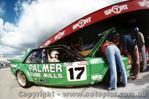 84715  -  D. Johnson / J. French    Bathurst 1984 Ford Falcon XE