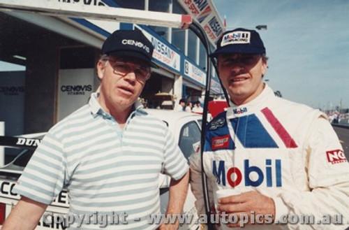 91709  -  A. Moffat / P. Brock    Bathurst 1991
