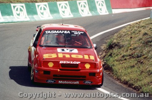 91712  -  D. Johnson / J. Bowe   Bathurst 1992  2nd Outright -Ford Sierra RS500