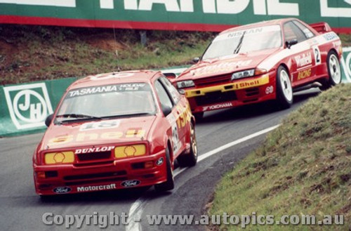 91713  -  Shiel / Crick / McConville    Bathurst 1992  Ford Sierra RS500