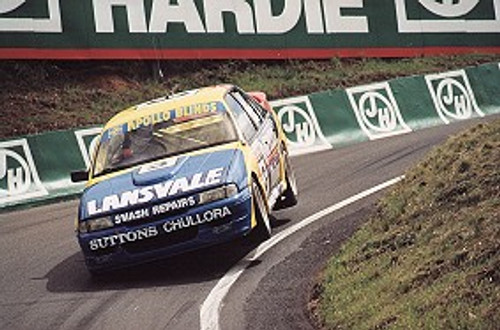 91715  -  S. Reed / T. Ashby   Bathurst 1992  Holden Commodore VN