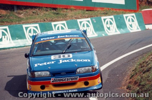 93708  -  G. Seton / A. Jones    Bathurst 1993  Ford Falcon EB