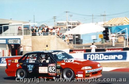 94709  -  Russell / Gillon    Bathurst 1994  Holden Commodore VL