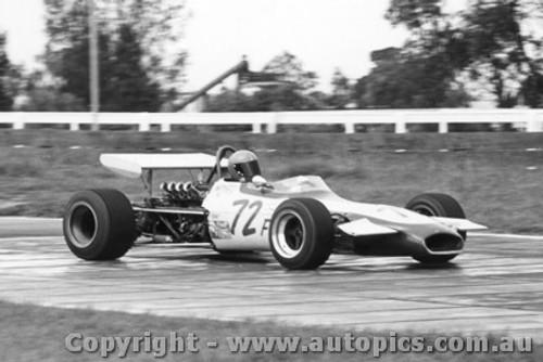 71609  -  Evan Noyes  Brabham BT29   Tasman Series 1971  Warwick Farm