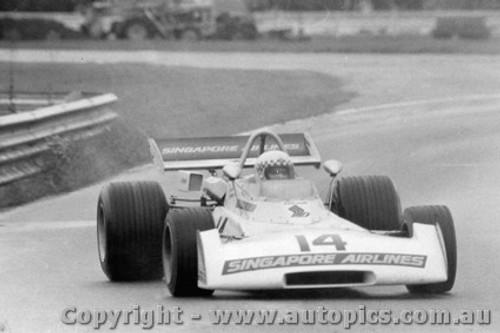73606  -  G. Lawrance  -  Surtees TS12 Hart - 1973 Tasman Series - Warwick Farm