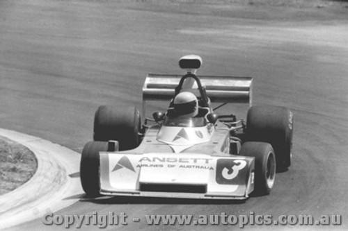 75603  -  G. Cooper - Elfin MR5 Repco  -  Tasman Series 1975 - Oran Park