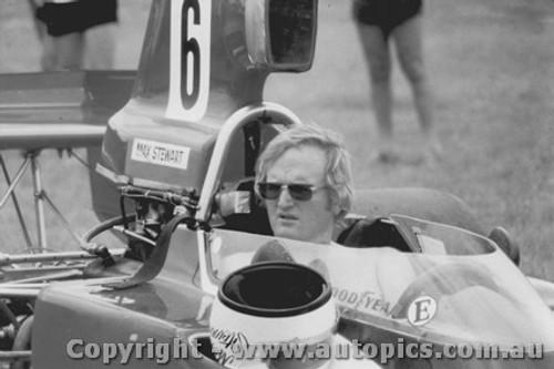75612  -  Max Stewart  -  Tasman Series 1975 - Oran Park