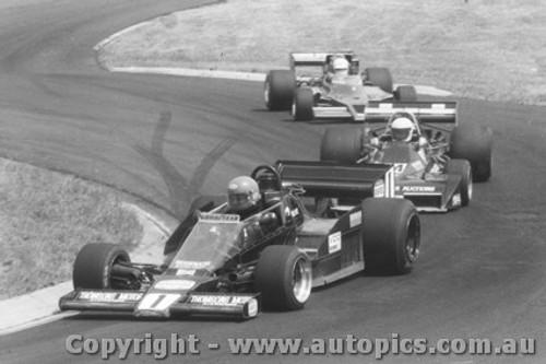 79601  -  G. McRae - GM3  -  Tasman Series 1979- Oran Park