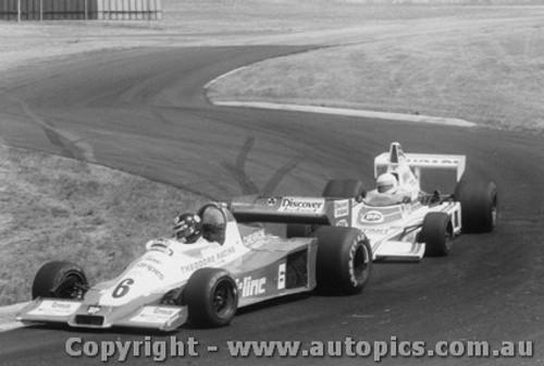 79603  -  D. Kennedy / J. Mccormack  -  Tasman Series 1979- Oran Park
