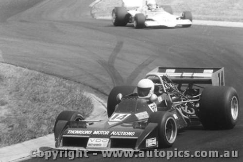 79610  -  C. Bond - Brabham BT43 Chev  -  Tasman Series 1979- Oran Park