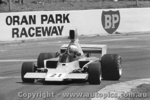 79611  -  P. Edwards - Lola T332 Chev  -  Tasman Series 1979- Oran Park