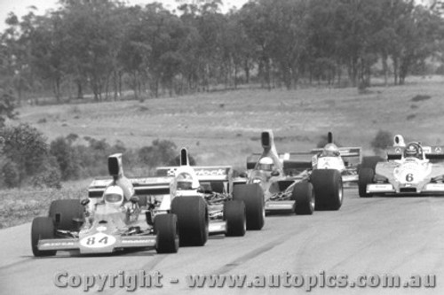 79619  -  A. Costanzo leads in the Lola T430  -  Tasman Series 1979- Oran Park