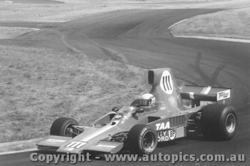 79621  -  W. Brown  -  Tasman Series 1979- Oran Park
