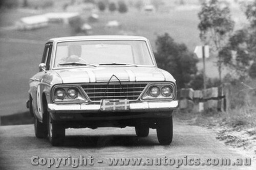 66709 - Weldon / Slattery - Studebaker - Bathurst 1966