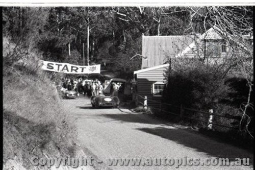 Hepburn Springs - All images from 1960 - Photographer Peter D'Abbs - Code HS60-128