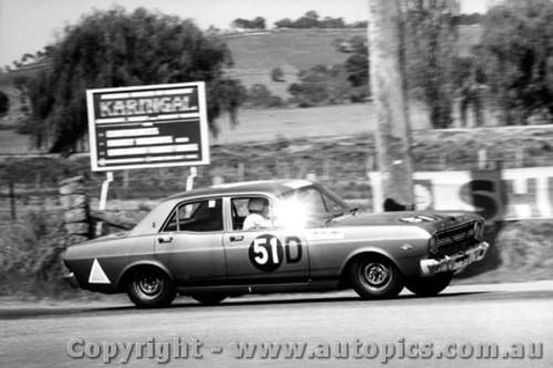 67716  -  Beasley / West  -  Ford Falcon GT  Bathurst  1967