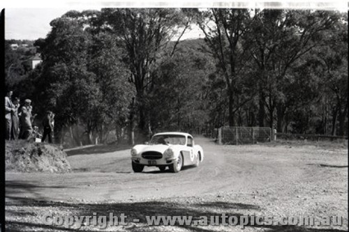Hepburn Springs - All images from 1960 - Photographer Peter D'Abbs - Code HS60-137