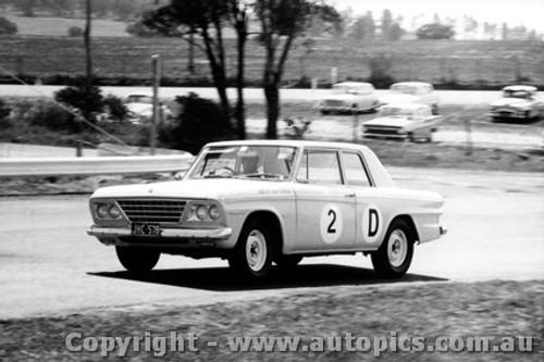 65719 - Sutherland / Mottram Studebaker Lark  Bathurst 1965