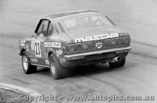 76729  -  D. Holland / L. Brown  -  Bathurst 1976 -  Class C  2nd Place - Mazda RX3