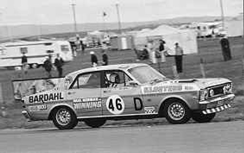 69715  -  McPhee / Mulholland  -  Bathurst 1969 -2nd Outright - Ford Falcon GTHO