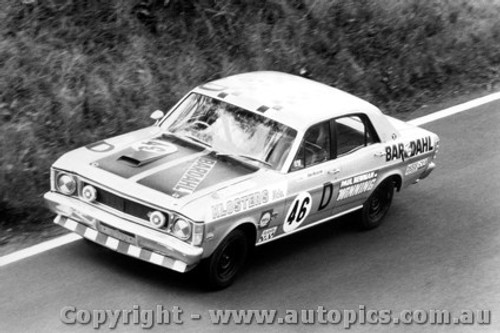 69717  -  McPhee / Mulholland  -  Bathurst 1969 -2nd Outright - Ford Falcon GTHO
