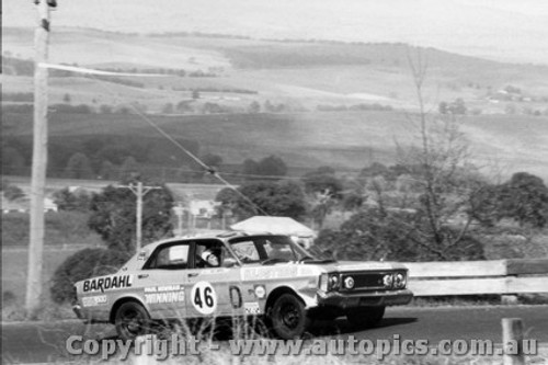 69716  -  McPhee / Mulholland  -  Bathurst 1969 -2nd Outright - Ford Falcon GTHO