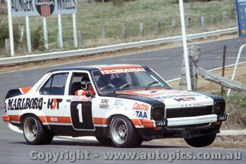 76740  -  C. Bond / J. Harvey  -  Bathurst 1976 - 2nd Outright - Torana L34 SLR5000