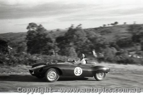 Rob Roy HillClimb 1959 - Photographer Peter D'Abbs - Code 599134