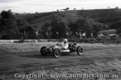 Rob Roy HillClimb 1959 - Photographer Peter D'Abbs - Code 599137