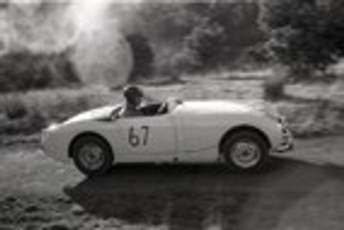 Rob Roy HillClimb 1959 - Photographer Peter D'Abbs - Code 599143