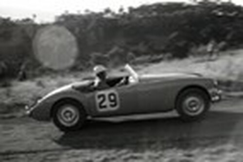 Rob Roy HillClimb 1959 - Photographer Peter D'Abbs - Code 599144