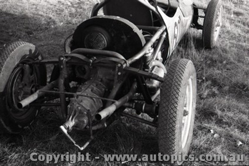 Rob Roy HillClimb 1959 - Photographer Peter D'Abbs - Code 599145