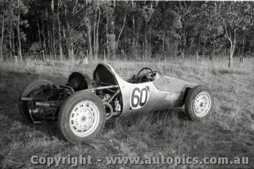 Rob Roy HillClimb 1959 - Photographer Peter D'Abbs - Code 599147