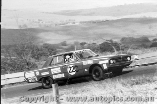69723  -  Ryan / Kable  -  Valiant Pacer - Bathurst 1969