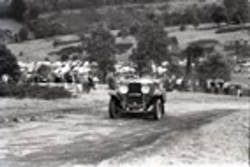 Rob Roy HillClimb 1959 - Photographer Peter D'Abbs - Code 599163