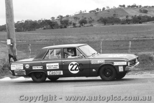 69722  -  Ryan / Kable  -  Valiant Pacer - Bathurst 1969