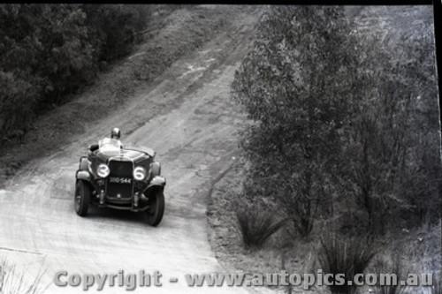 Templestowe HillClimb 1959 - Photographer Peter D'Abbs - Code 599238