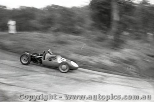 Templestowe HillClimb 1959 - Photographer Peter D'Abbs - Code 599239