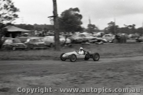 Templestowe HillClimb 1959 - Photographer Peter D'Abbs - Code 599241