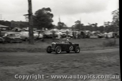 Templestowe HillClimb 1959 - Photographer Peter D'Abbs - Code 599243