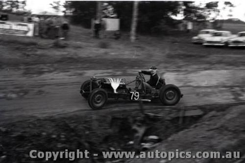 Templestowe HillClimb 1959 - Photographer Peter D'Abbs - Code 599250