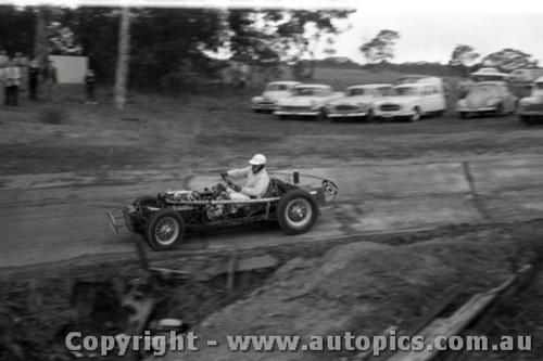 Templestowe HillClimb 1959 - Photographer Peter D'Abbs - Code 599251