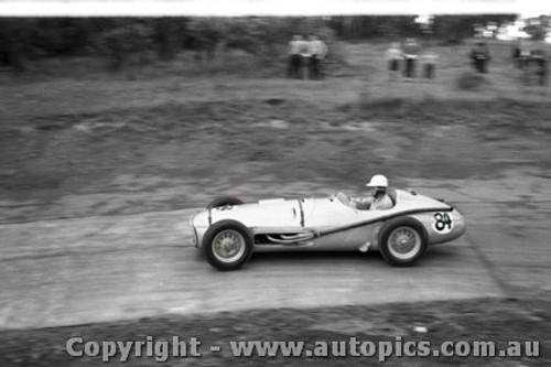 Templestowe HillClimb 1959 - Photographer Peter D'Abbs - Code 599253
