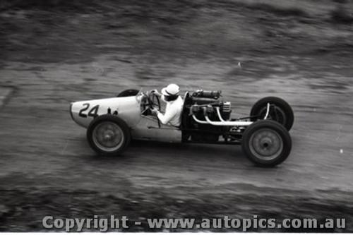 Templestowe HillClimb 1959 - Photographer Peter D'Abbs - Code 599258
