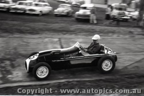 Templestowe HillClimb 1959 - Photographer Peter D'Abbs - Code 599259