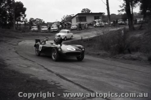 Templestowe HillClimb 1959 - Photographer Peter D'Abbs - Code 599263