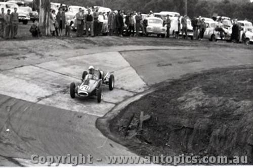 Templestowe HillClimb 1959 - Photographer Peter D'Abbs - Code 599278