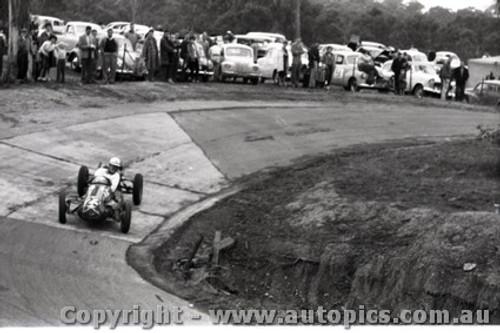 Templestowe HillClimb 1959 - Photographer Peter D'Abbs - Code 599279